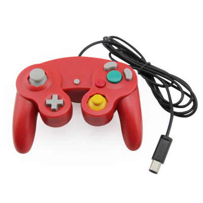Wired Game Controller For NGC(RED)