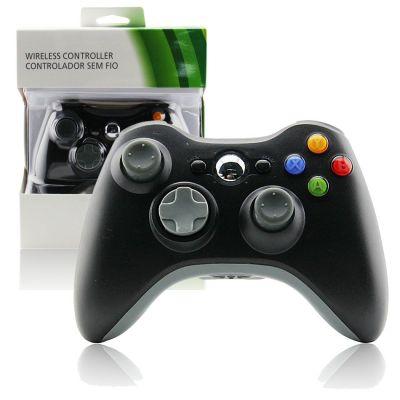 Xbox 360 Slim Wireless Controller Black
