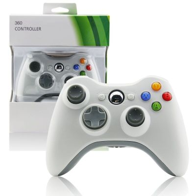Xbox 360 Slim Wireless Controller White