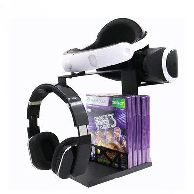 PS VR Display Stand Game Disk Storage
