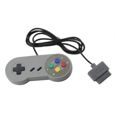 Game Controller for Super Famicom SFC Snes Console - Colorful Button