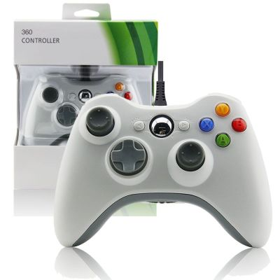 Xbox 360 Wired Controller White