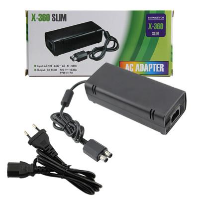 XBOX 360 SLIM AC Adapter (EU Plug)
