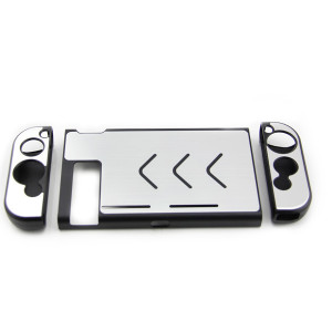 Nintendo Switch Console Full Aluminum Case (grey)