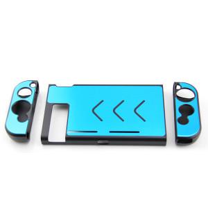 Nintendo Switch Console Full Aluminum Case (Light Blue)