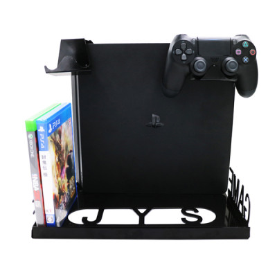 PS4/PS4 Slim/PS4 Pro/Xbox One Slim Wall Mount  Bracket and Desk Organizer