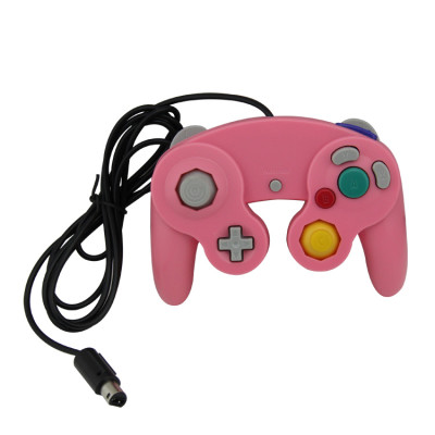 Wired Game Controller For NGC(Pink)