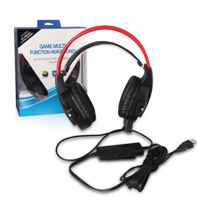 PS4/PS4 slim/XBOX ONE/PC Multifunction Headset