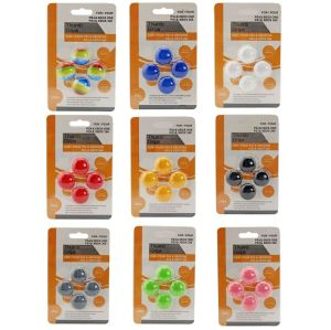 Xbox 360 Fat Thumb Grip Stick Cap(Assorted Color)