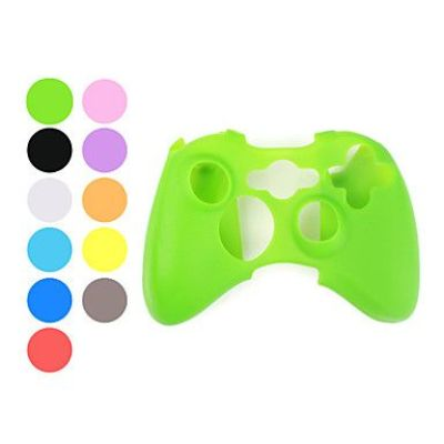 Xbox 360 Fat Controller Protective Silicone Case(Assorted Color)