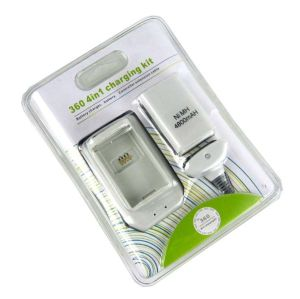 Xbox 360 Fat 4800mAh 4 in 1 Charging Kit