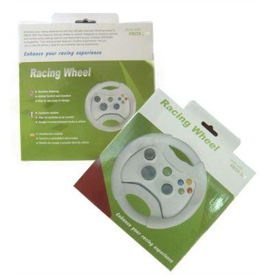 Xbox 360 Fat Gaming Racing Steering Wheel