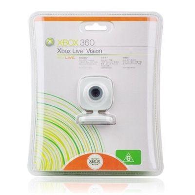 Xbox 360 Fat Live Vision Camera Mini Video Camera