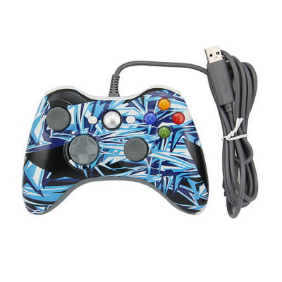 Xbox 360 Fat Controller Gamepad (Camouflage Color)