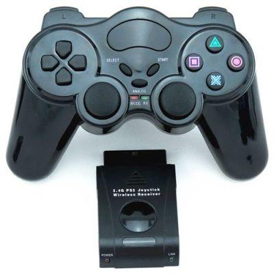 PS2 2.4G RF Wireless Bluetooth Gamepad