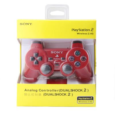 PS2 2.4G Bluetooth Wireless Controller JoyPad