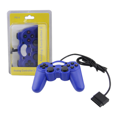 PS2 Wired Game Controller Joypad