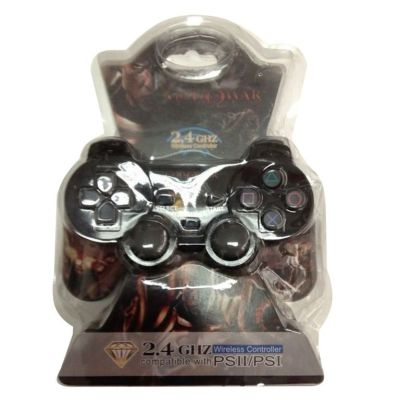PS2 2.4G Wireless Game Controller