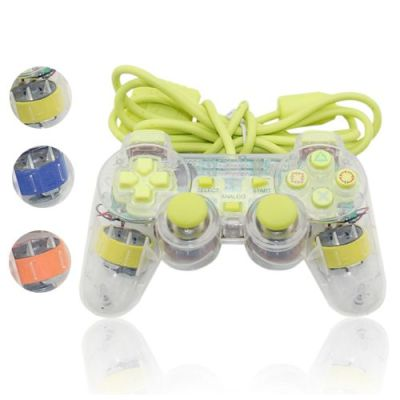 PS2 Wired Joypad With New Design