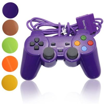 PS2 Wired Game Controller