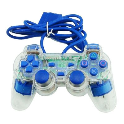 PS2 IC Wired Colour Joypad