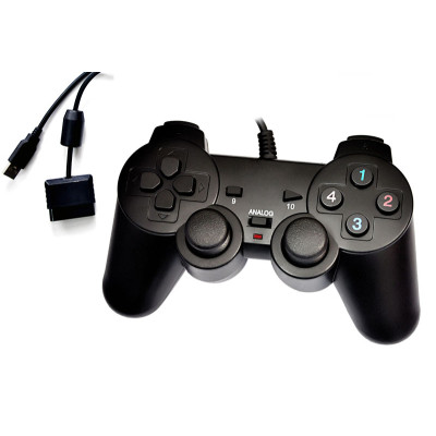 PS2/PS3/PC Wired Controller