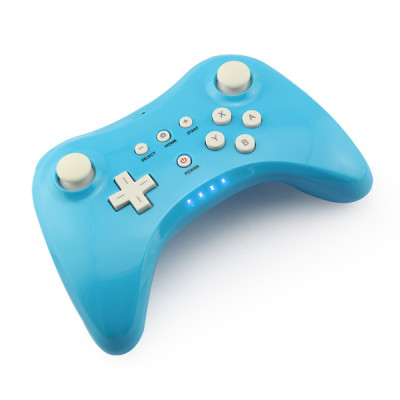 Wii U Wired Controller Blue