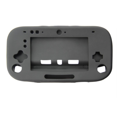 WII U Silicon Case Black