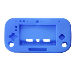 WII U Silicon Case Blue