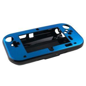 Wii U Aluminum  Shell Cover- Light Blue