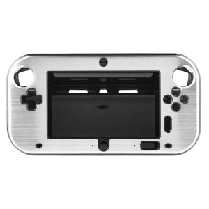 Wii U Aluminum  Shell Cover- Silver