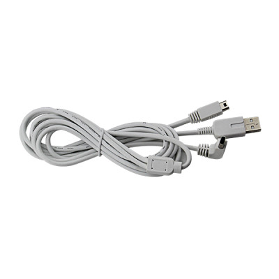 WII U 2 in 1 USB Charge Cable 1.8M