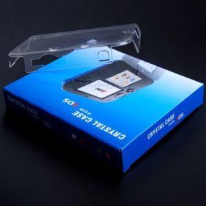 Nintendor 2DS Crystal Transparent Plastic Hard Case Cover