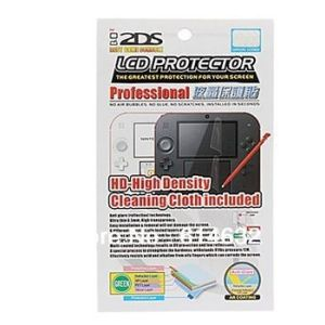 Nintendo 2DS Console LCD Screen Protector
