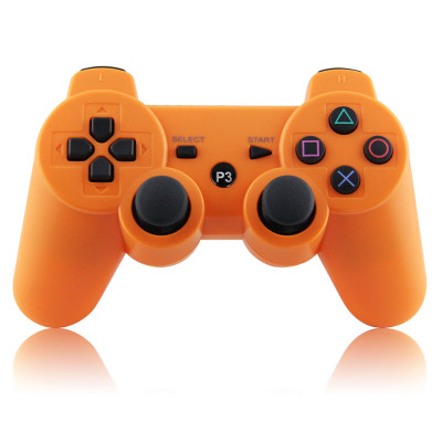 Bluetooth Controller for PS3(Orange)
