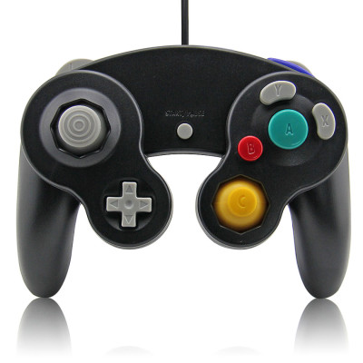 Wired Game Controller for NGC(Black)