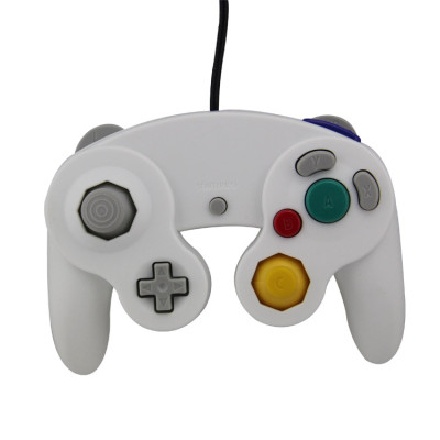 Wired Game Controller for NGC(White)