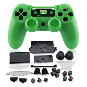 PS4 Controller Replacement Housing Full Shell Case (Assorted Color)