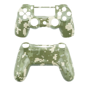 PS4 Controller Hydro Dipped Housing Shell (Digital Camo)