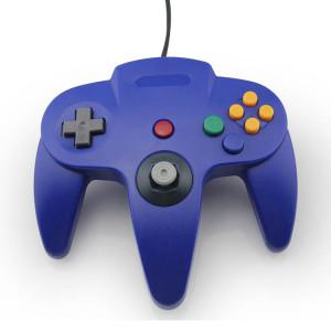 N64 Controller Joystick Gamepad (Blue)