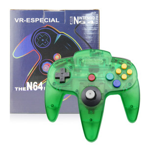 N64 Controller Joystick Gamepad (Crystal Green)