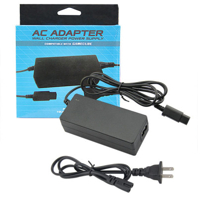 Gamecube Wall Charger Power Supply Cord AC Adapter (US Plug)