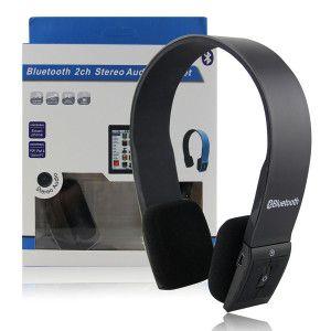 Bluetooth Stereo Headset Black