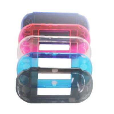 PS Vita 2000 Clear Crystal Protective Hard Shell (Assorted Colors)