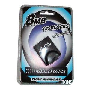 GC 8MB Memroy Card