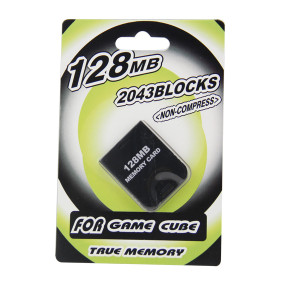 GC 128MB Memroy Card