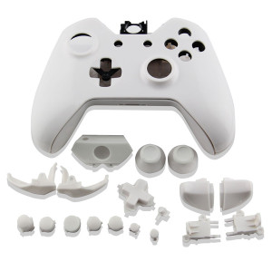 Xbox One Replacement Controller Case Shell (White)