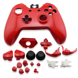 Xbox One Replacement Controller Case Shell (Red)