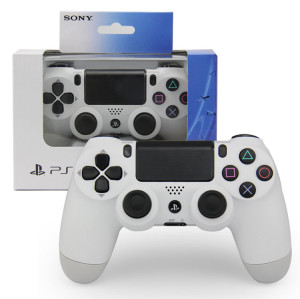 PS4 Wireless Controller Gamepad White