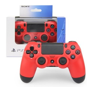 PS4 Wireless Controller Gamepad Red